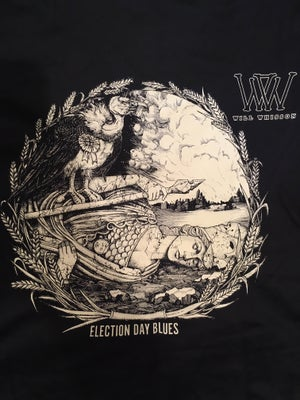 Image of Election Day Blues T-Shirt