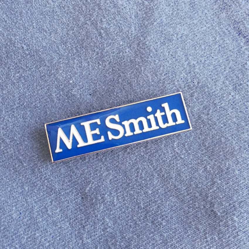 Image of Mark E Smith Pin
