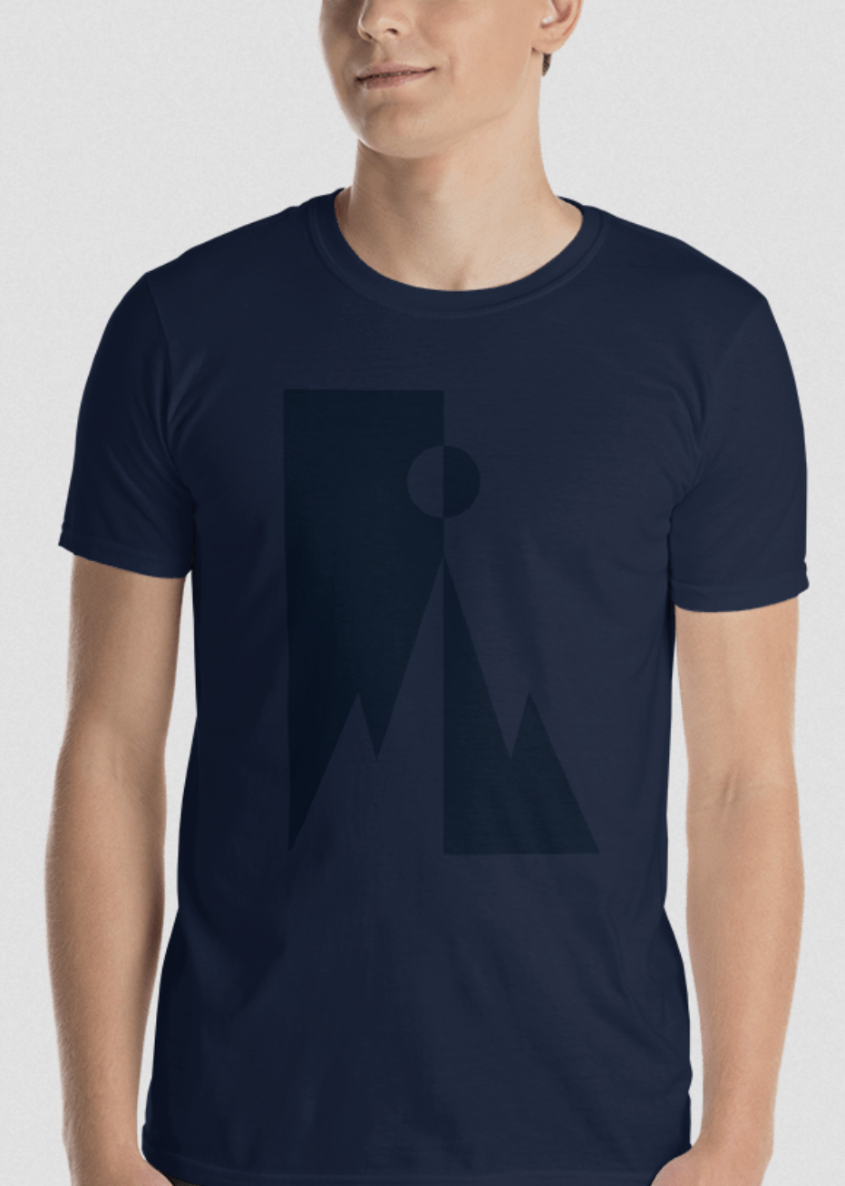 Image of Climb - navy blue