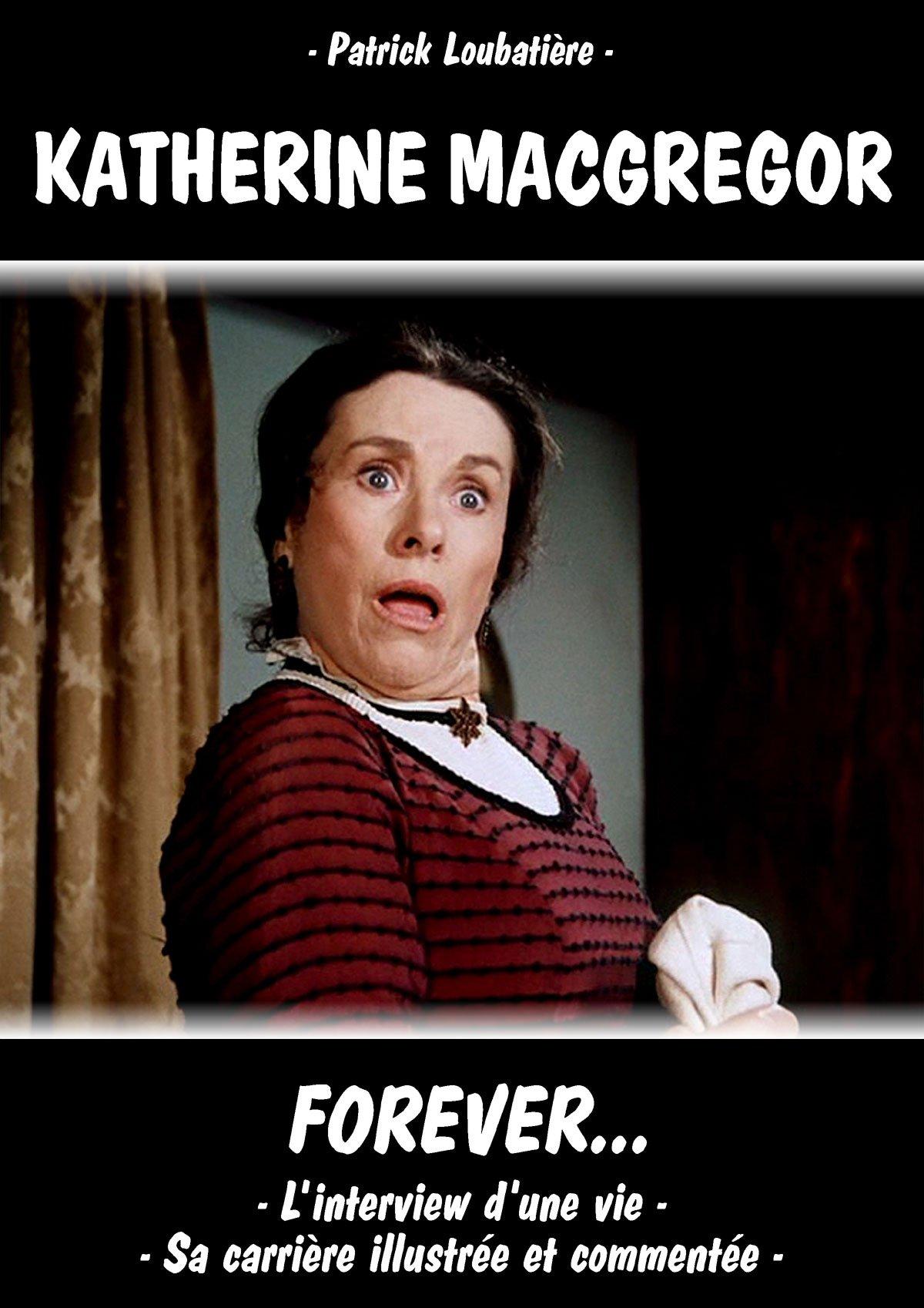 Image of KATHERINE MACGREGOR FOREVER