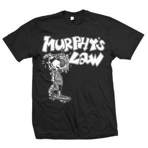 "Image of MURPHY'S LAW ""Old School Skater"" T-Shirt"