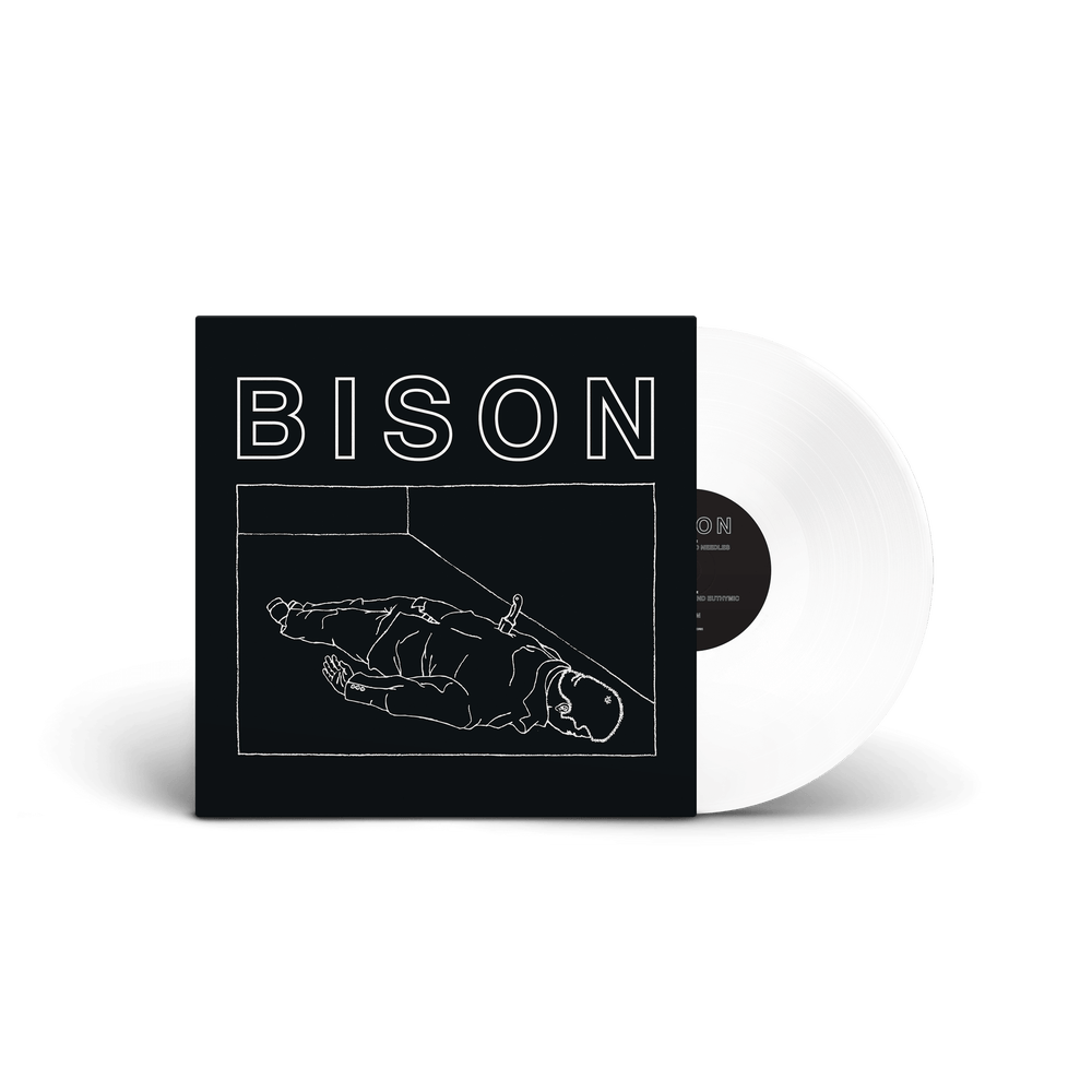 BISON - One Thousand Needles / VINYL LP (white, ltd. 250)