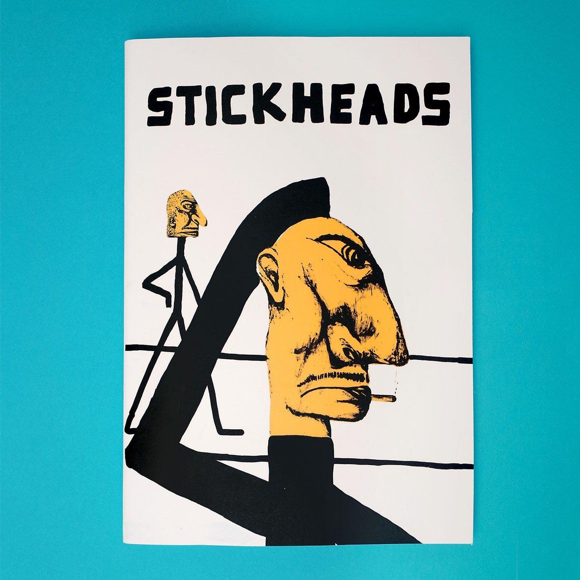 Image of Stickheads Comic