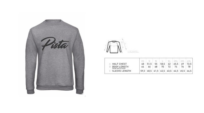 Image of Sweatshirt - Barcelona Pista '18