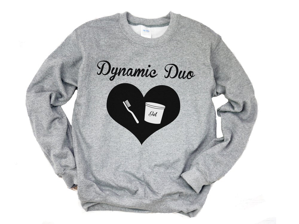 "Image of ""Dynamic Duo"" Crewneck"