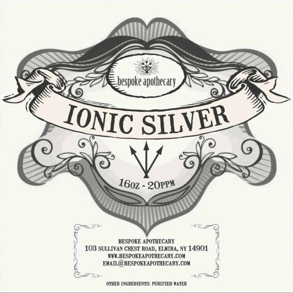 2 oz. / 16 oz. -  20 PPM Ionic Silver