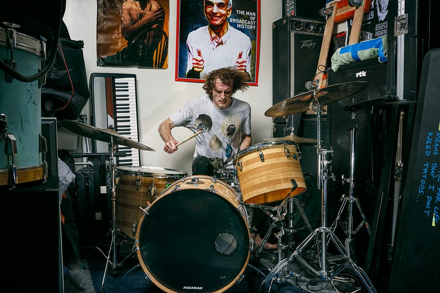 Image of Zach Hill