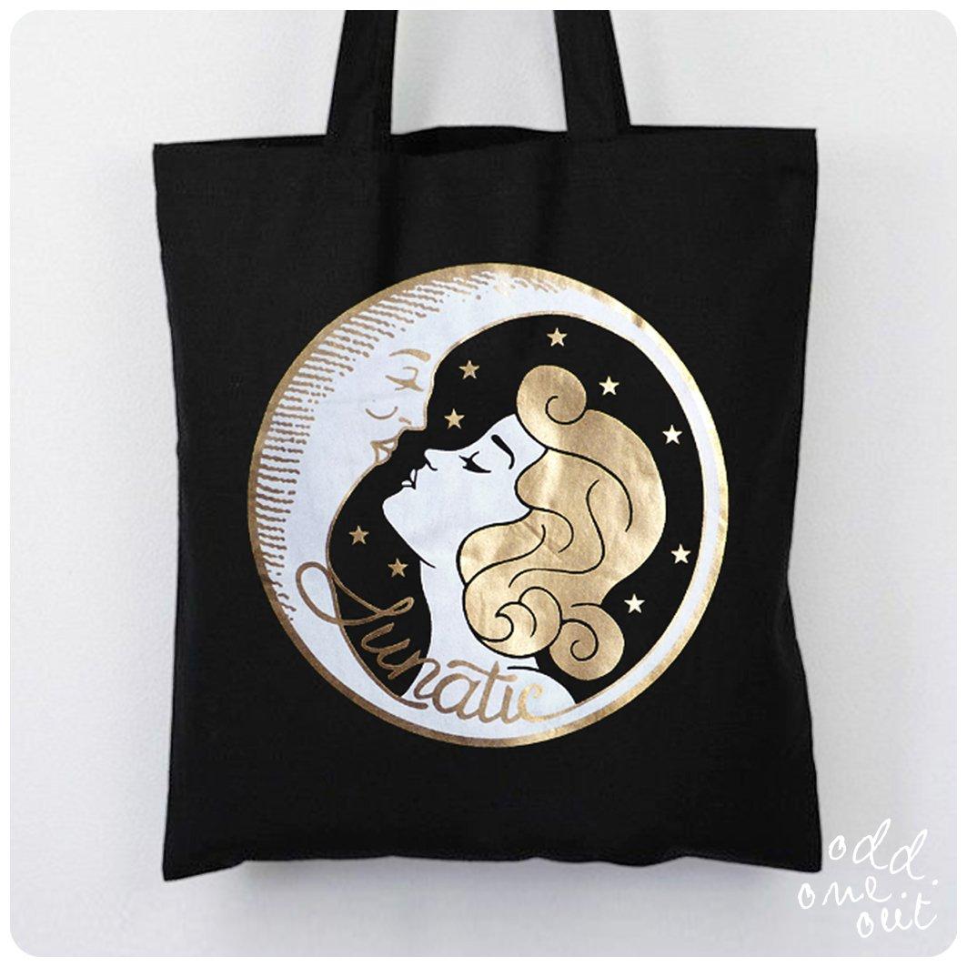 Image of Lunatic - Tote Bag