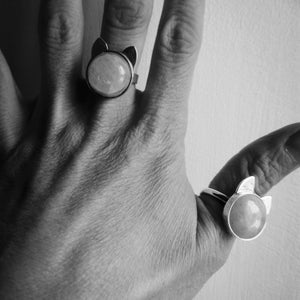 Image of Bague Chat