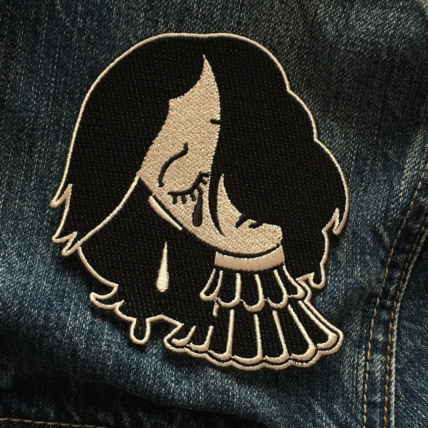 Image of Sad Girl Patch