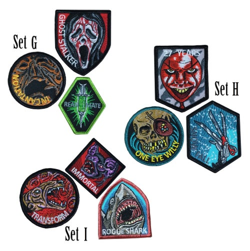 Image of Ghoul Scout Merit Badge - Patch