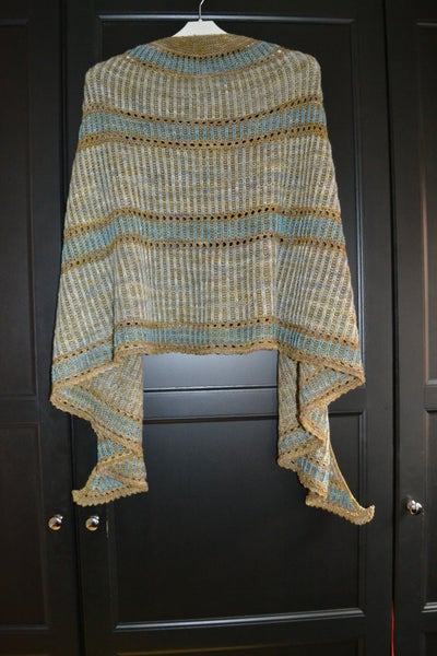 Image of Marlboro Shawl kit