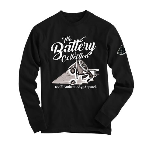 Image of The Battery LS Tee