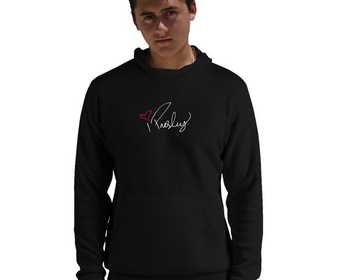 Image of Heart Signature Hoodie (All Sizes)