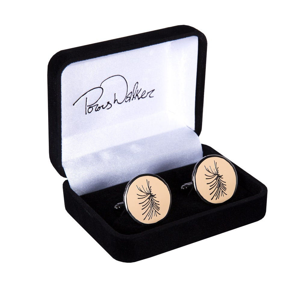 Image of Butthole Cuff Links