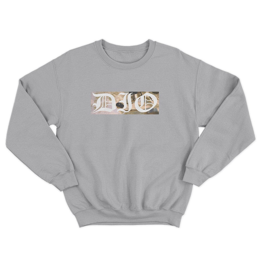 Image of DIO | Crewneck - Grey