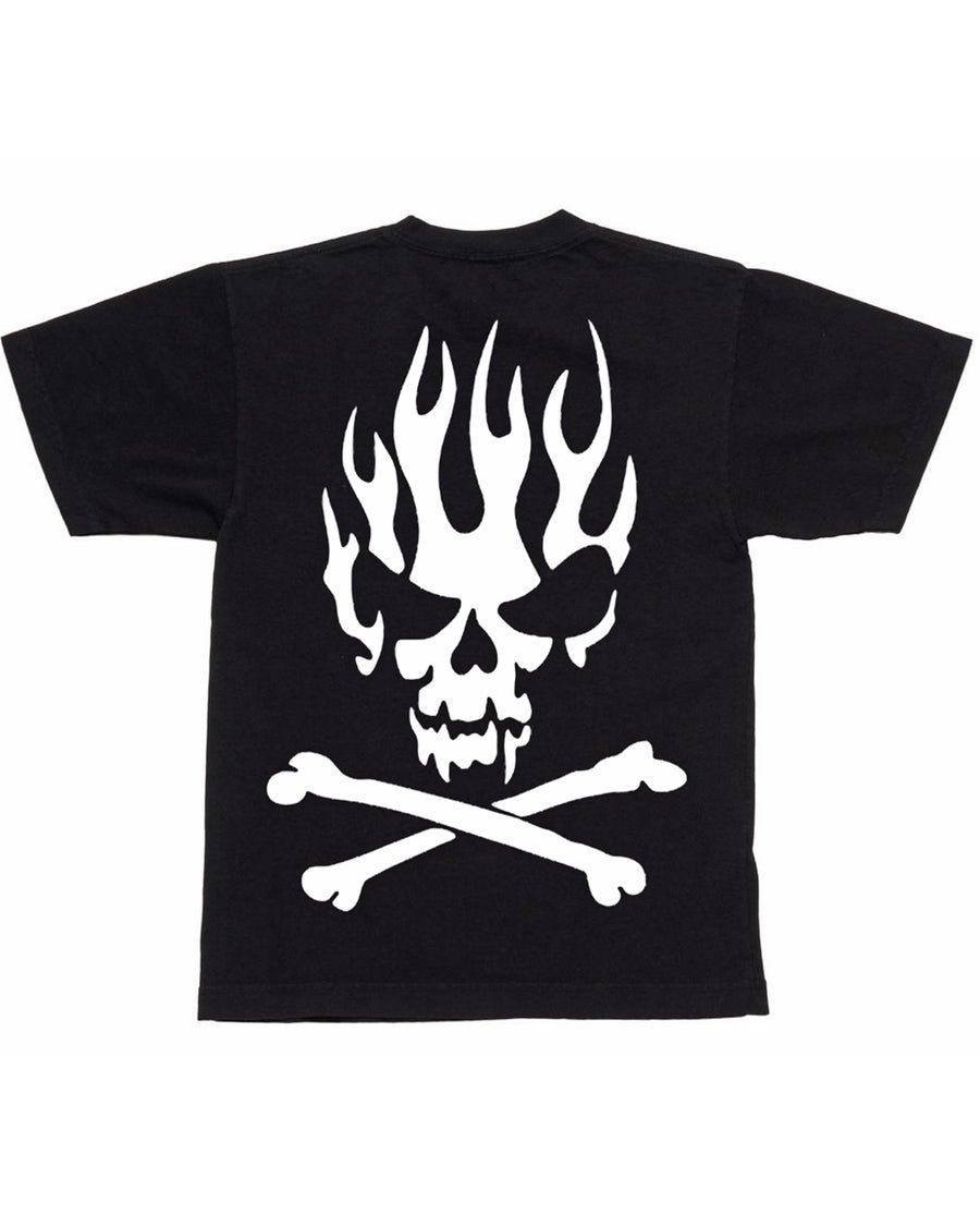 Image of UNDERWORLD TEE - BLACK