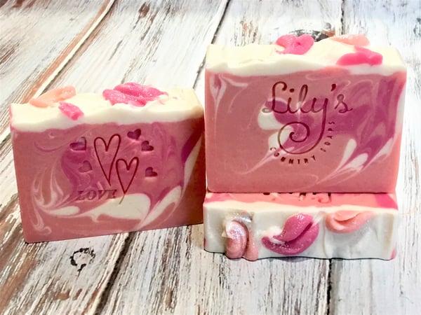 Image of Love Potion Goat Milk Soap