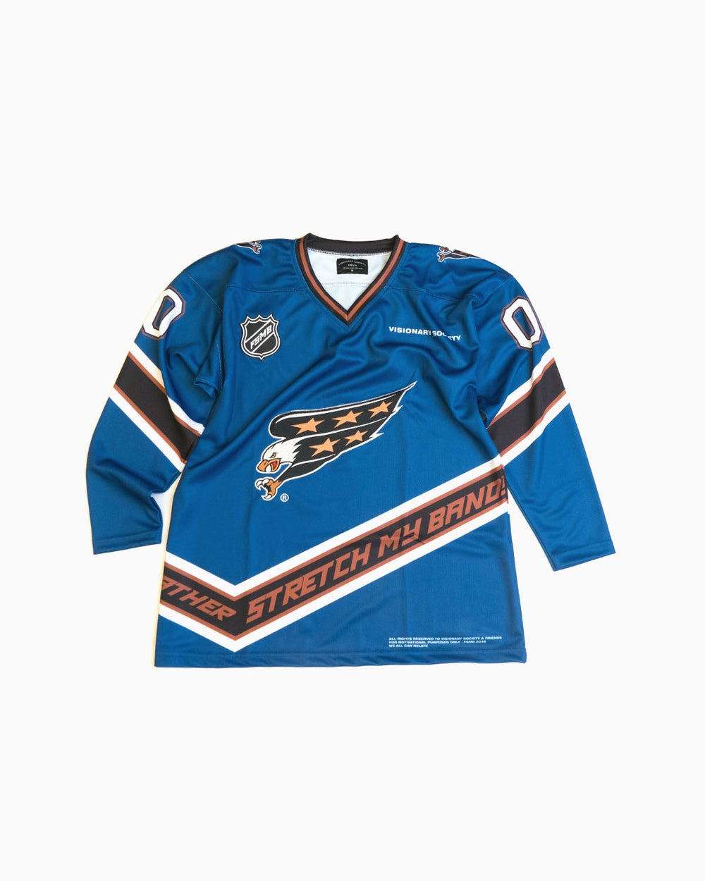 Image of FSMB® Capitals Hockey jersey