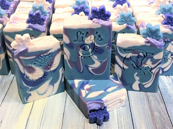 Image of Frozen Goat Milk Soap
