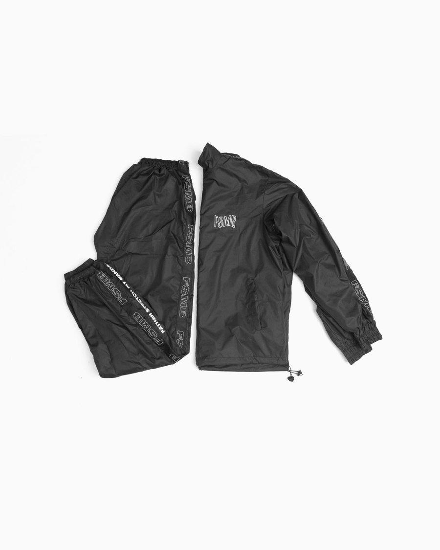 Image of FSMB® Nylon Windbreaker suit