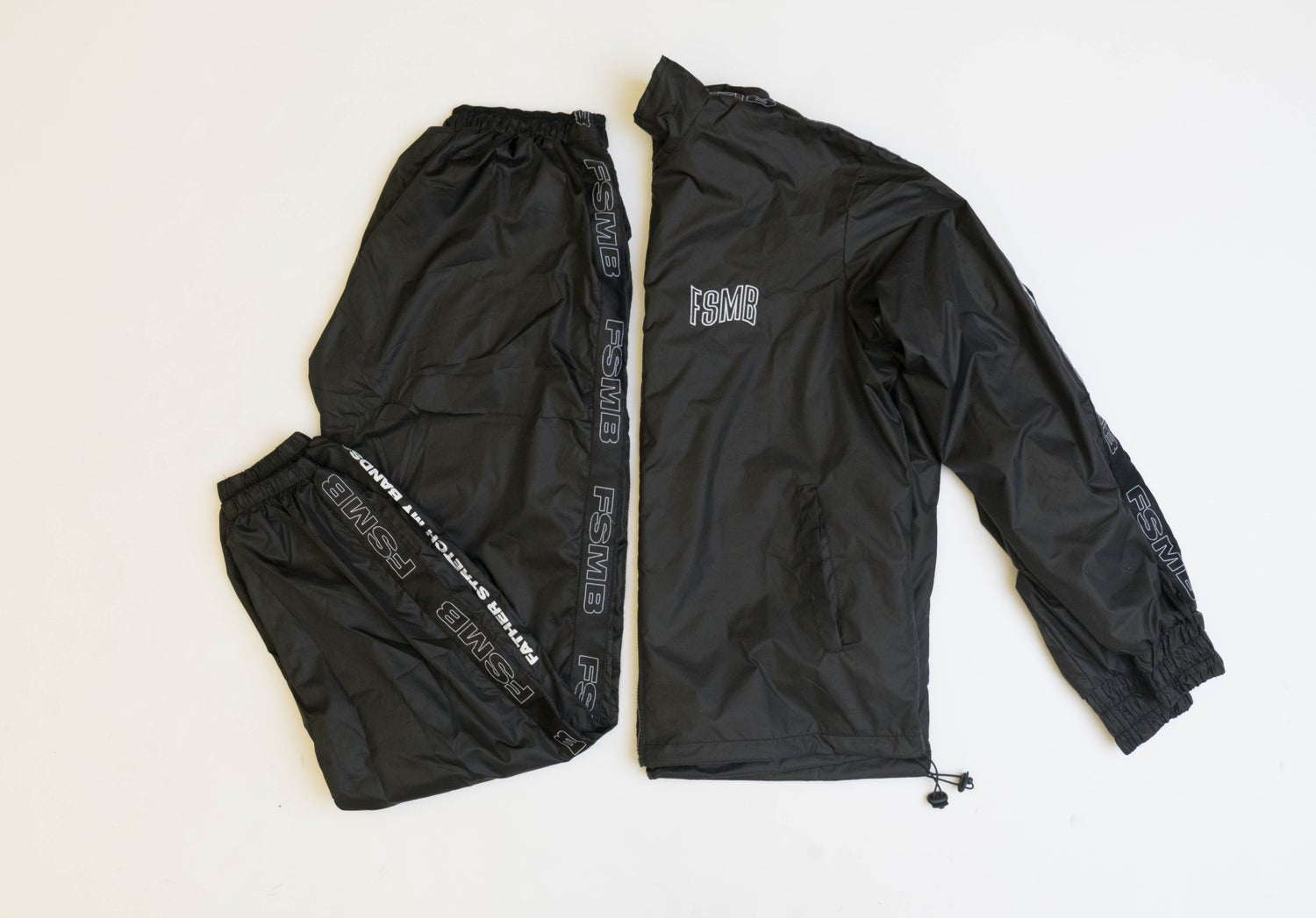 Image of FSMB® Nylon Windbreaker suit