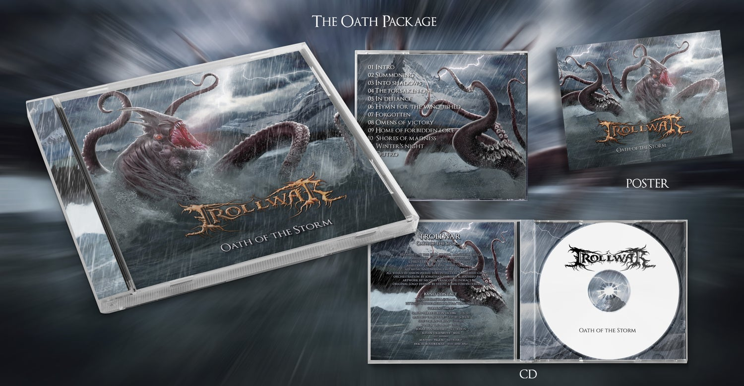 Image of The Oath Package