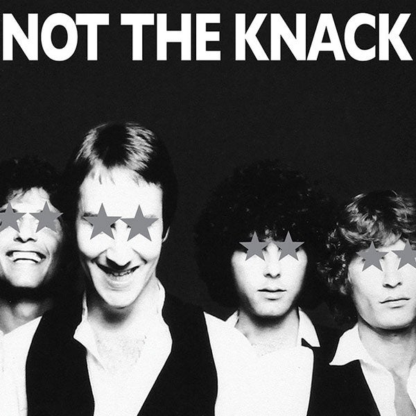 Image of THE KNACK ~ Tribute