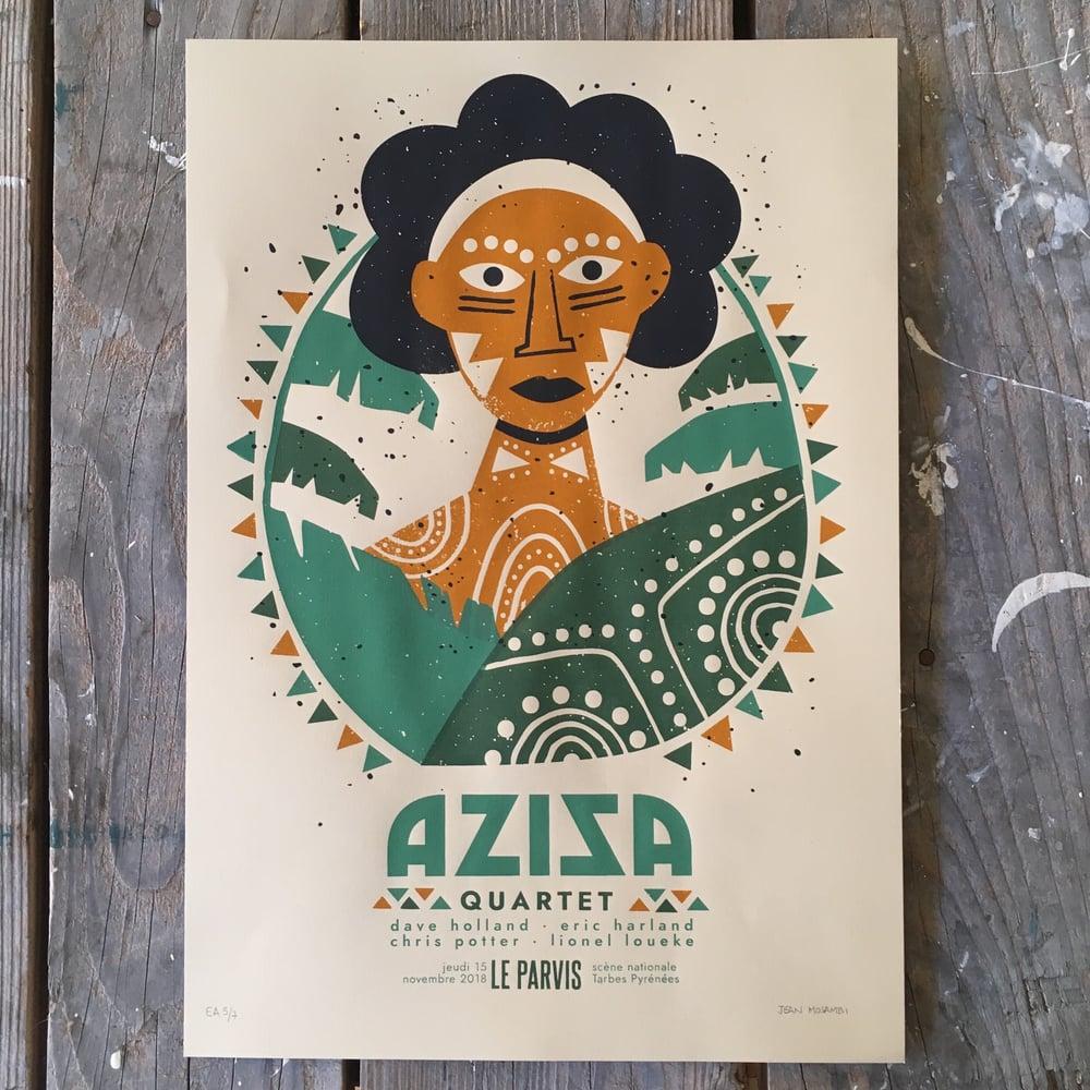 Image of Aziza Quartet