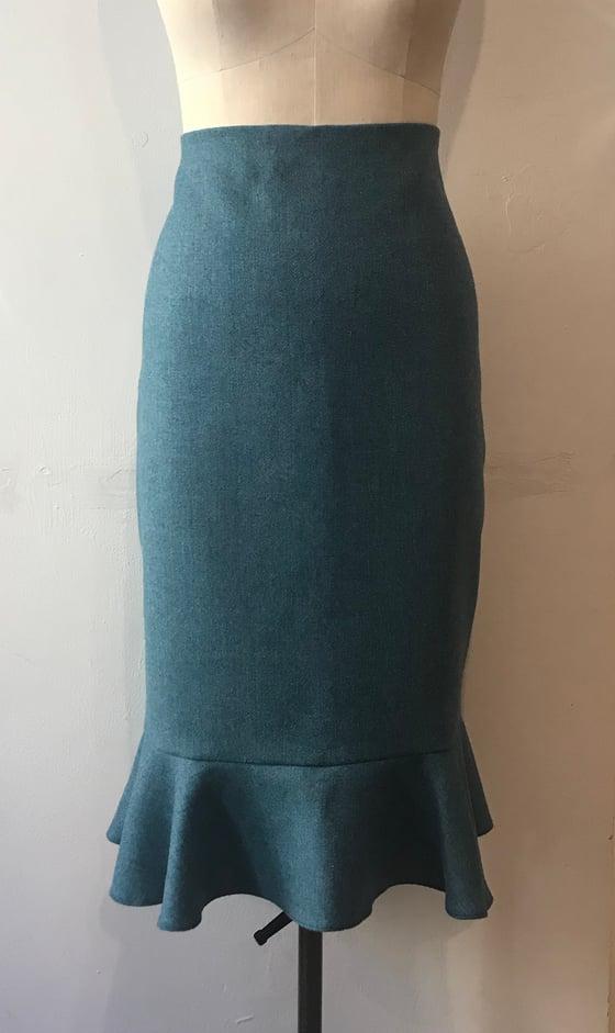 Image of Betty Tweed skirt