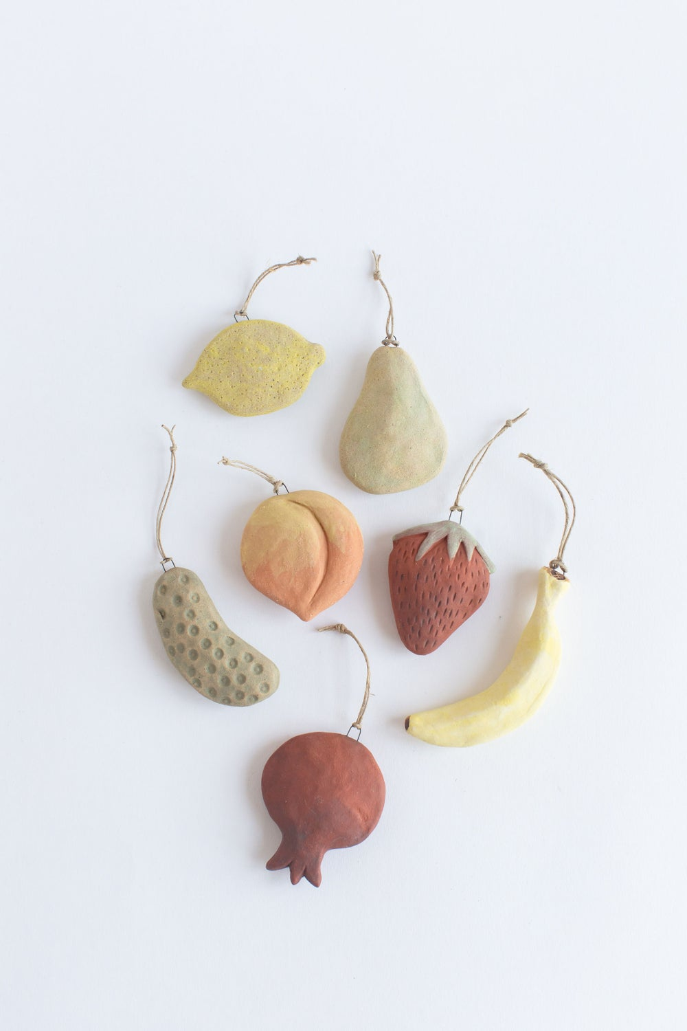 Image of FRUIT ORNAMENTS
