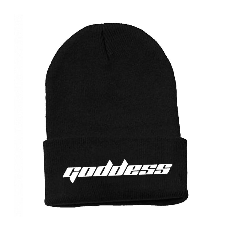 Image of SOLD OUT | BLACK GLAM OFFICIAL RACER BEANIE | OFFICIAL GLAM 3.0 RELEASE