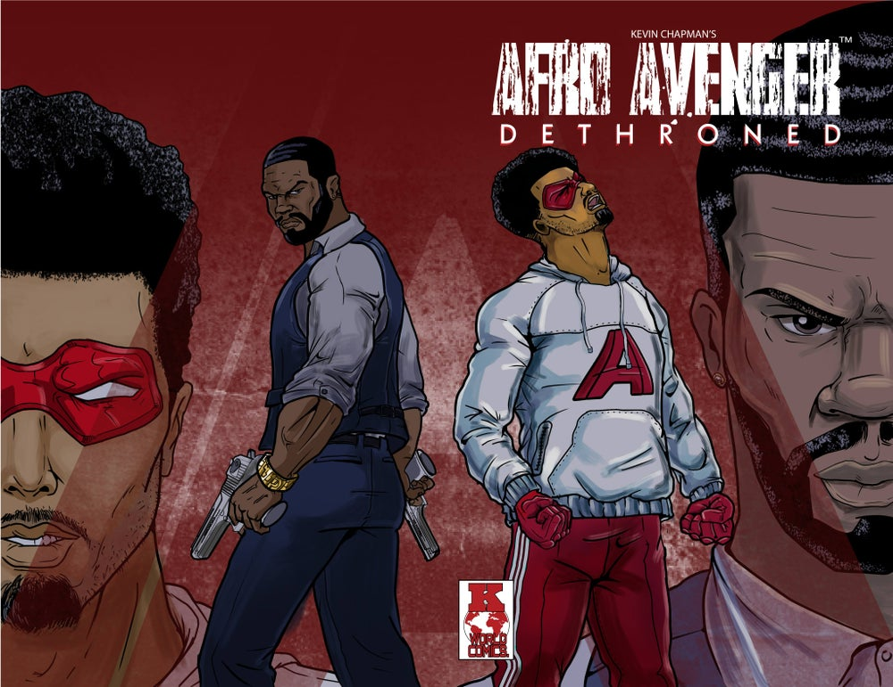 Afro Avenger Issue 8