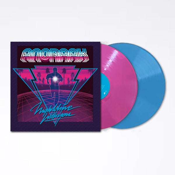 """Image of Anoraak 12"""" vinyl </br>Nightdrive With You"""