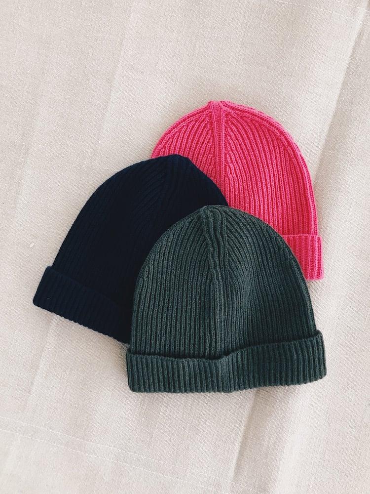 Image of Cashmere Caps