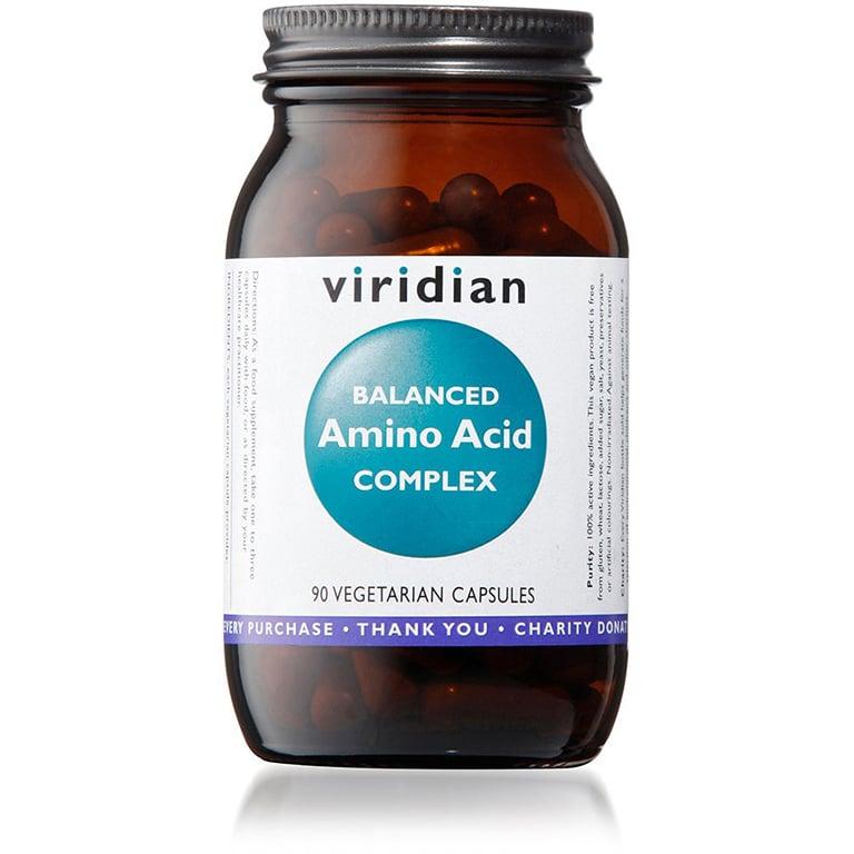 Image of Balanced Amino Acid Complex Veg 90 Capsules