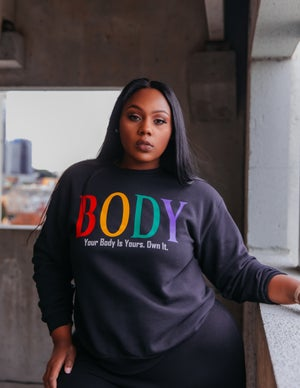 Image of BODY Sweatshirt (Multi-Color)