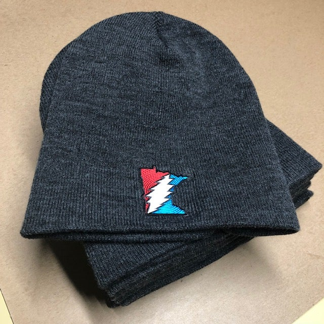 Image of Steal Your State Winter Hat - Gray