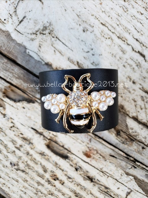 Image of BumbleBee Cuff Bracelet
