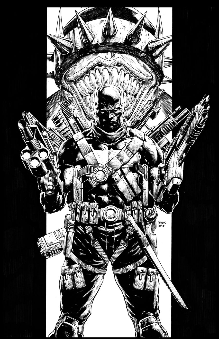 Image of Batman Who Laughs #1 Variant Cover