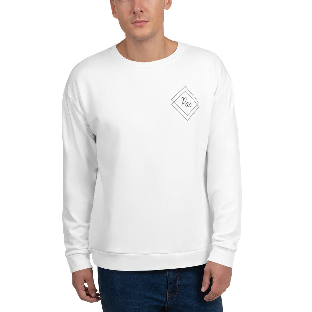 Image of Shaded Pai Crewneck Sweater
