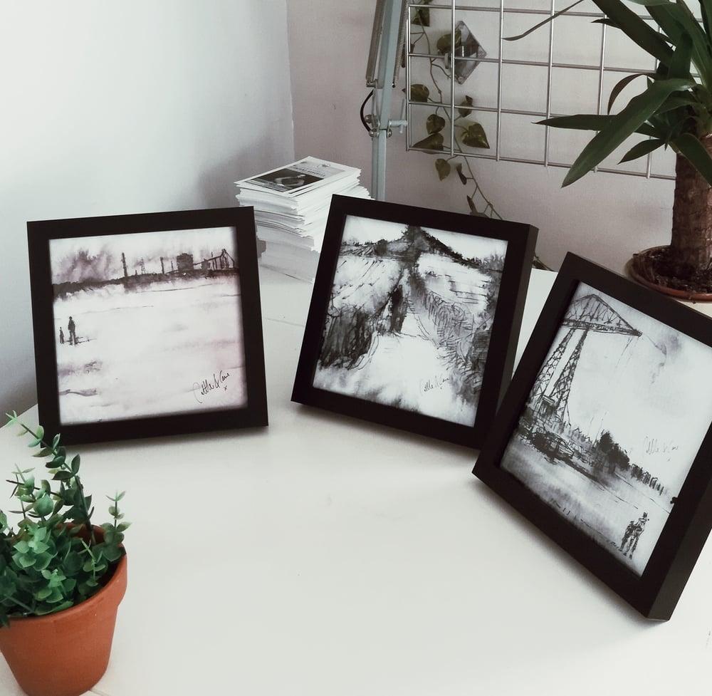 Image of Signed Teesside Art Print