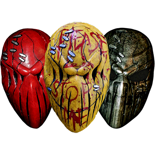 "Image of ""Hunter"" Deluxe Mask (Click to view styles)"