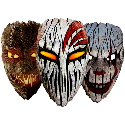"Image of ""Lokethulhu"" Deluxe Mask (Click to view styles)"