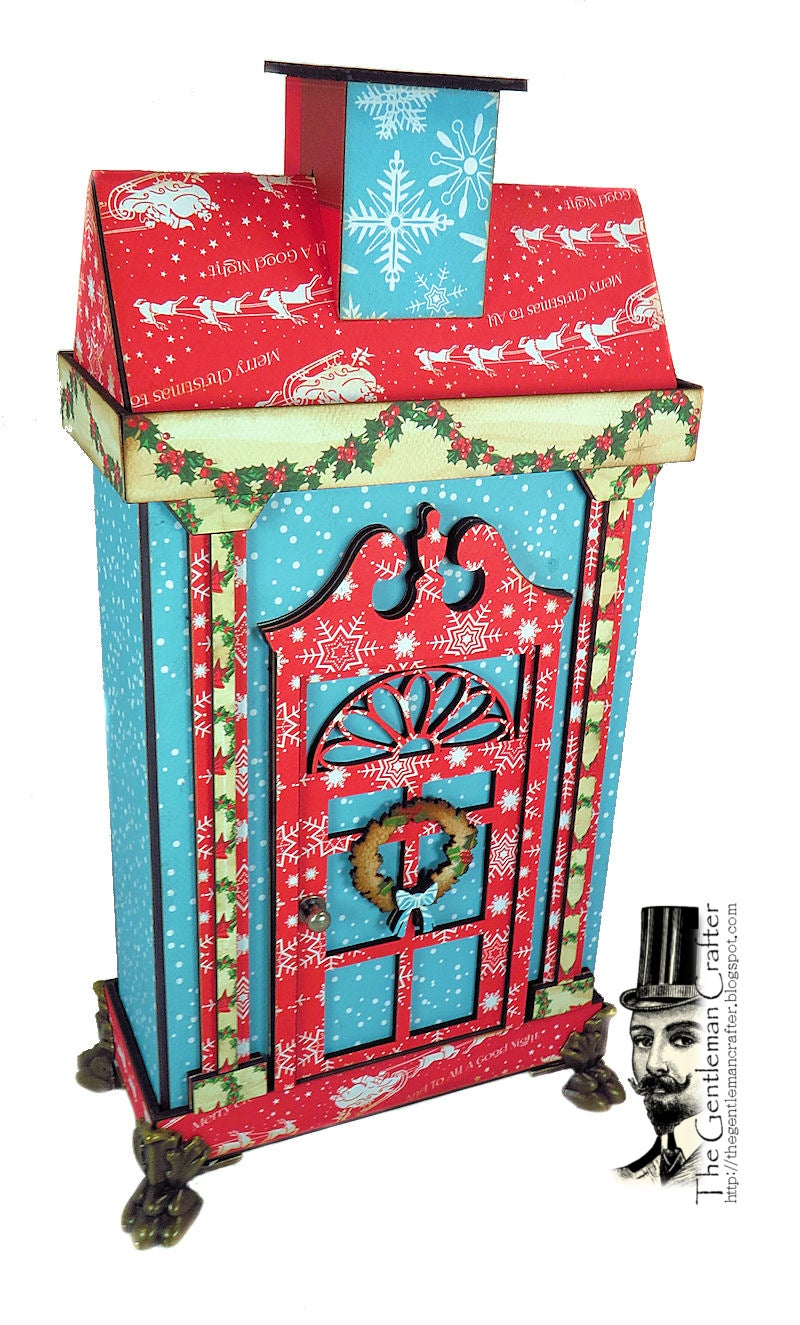 Image of Christmas House - Thin House Mini