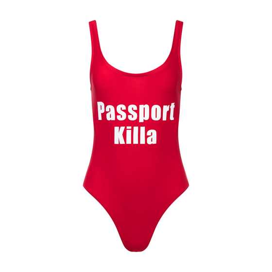 Image of Passport Killa Swimsuit