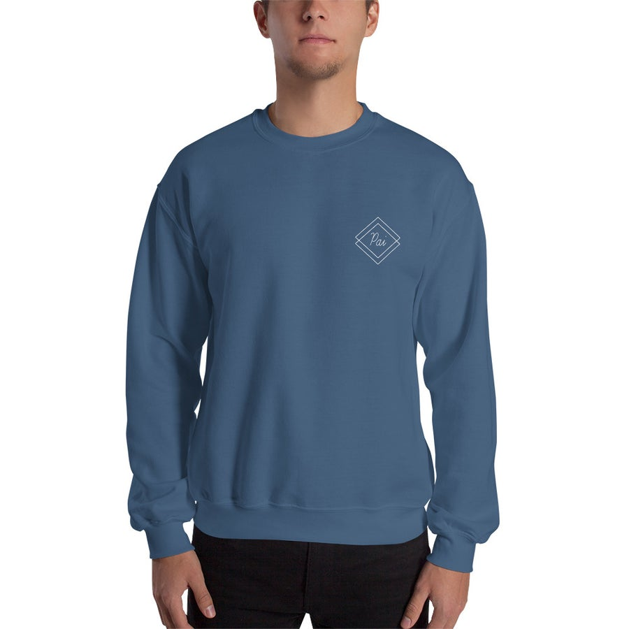 Image of Baby Blue Crewneck Sweater