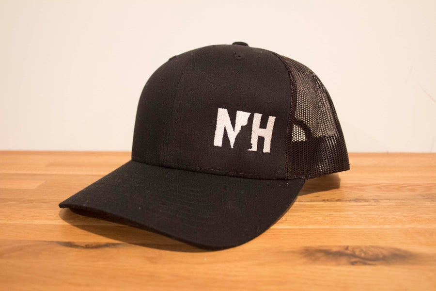 Image of NH Snapback Trucker Cap 2