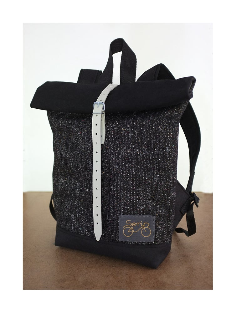 Image of Serin dark backpack