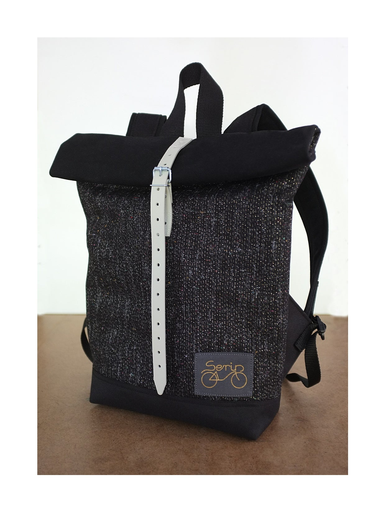 Image of Serin dark backpack